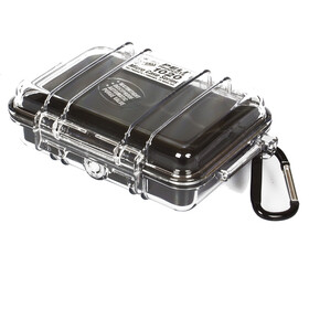 Peli MicroCase 1010 Kotelo, clear/black